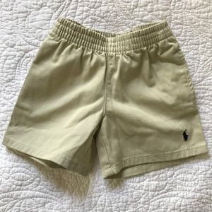 Polo Ralph Lauren Khaki Shorts - Never Worn